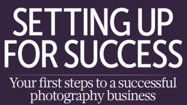 Photography Training for starting a Photography Business
