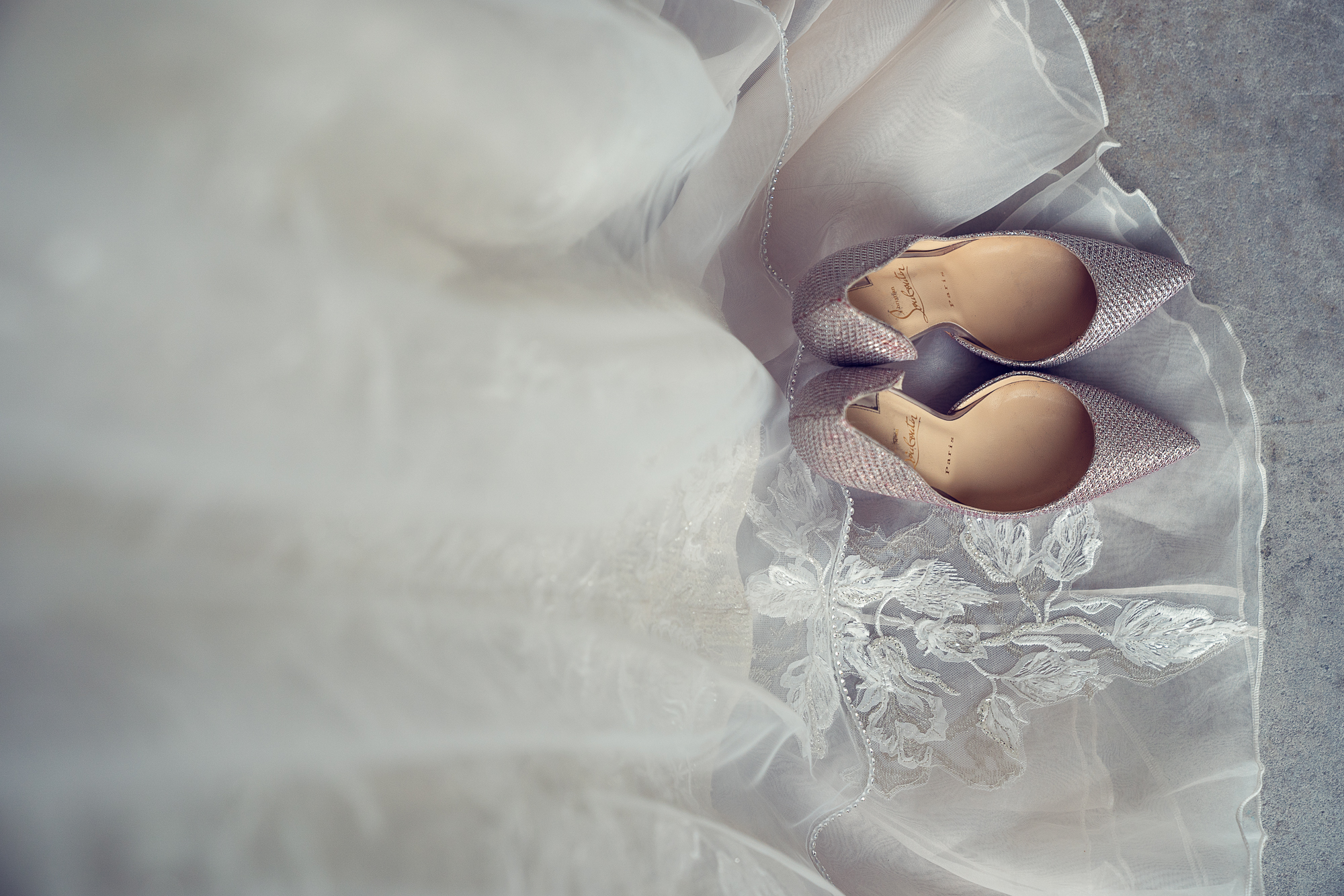 Louboutins for a wedding. Shot on Sony A9